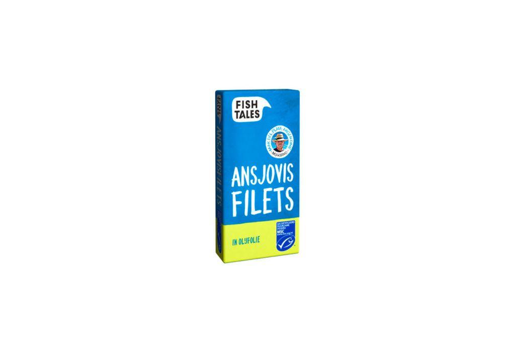 Ansjovis in olijfolie - www.fish-tales.com