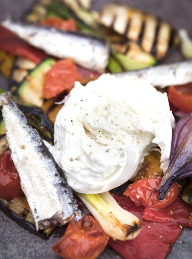 Sardines Mozzarella - www.fish-tales.com