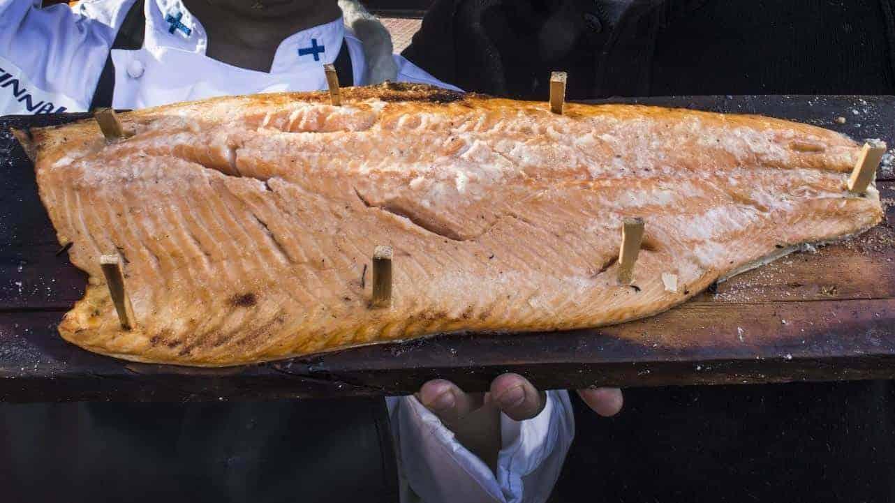 how to prepare smoked fish