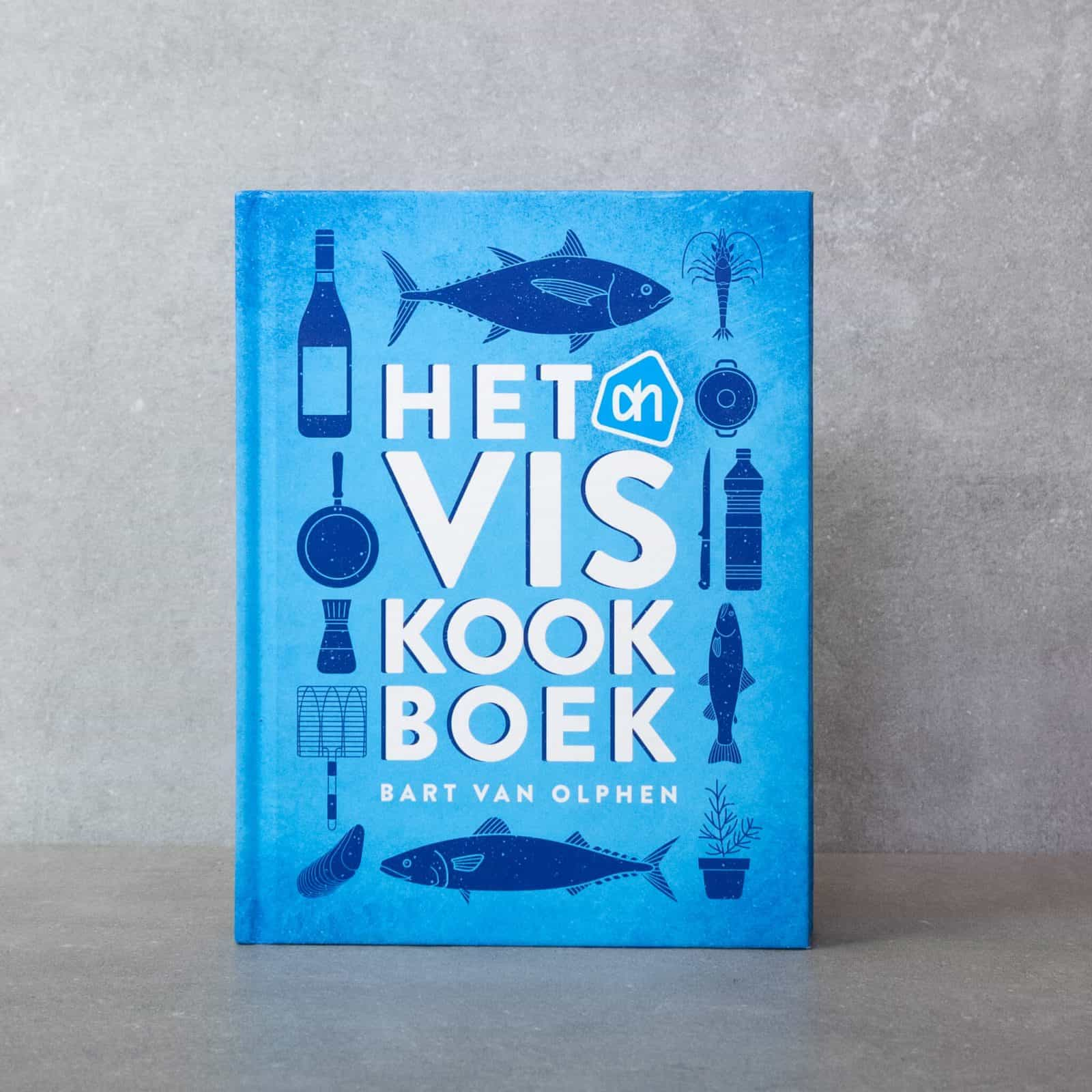 Het vis kookboek