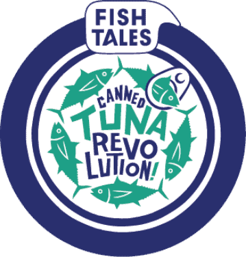 canned tuna revolution logo